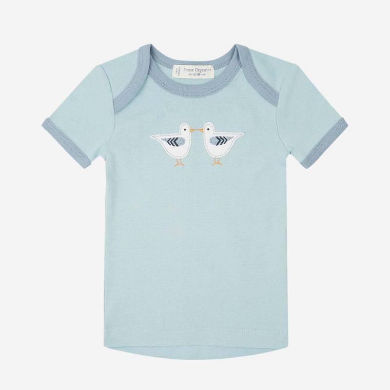 Baby T-Shirt Möwe