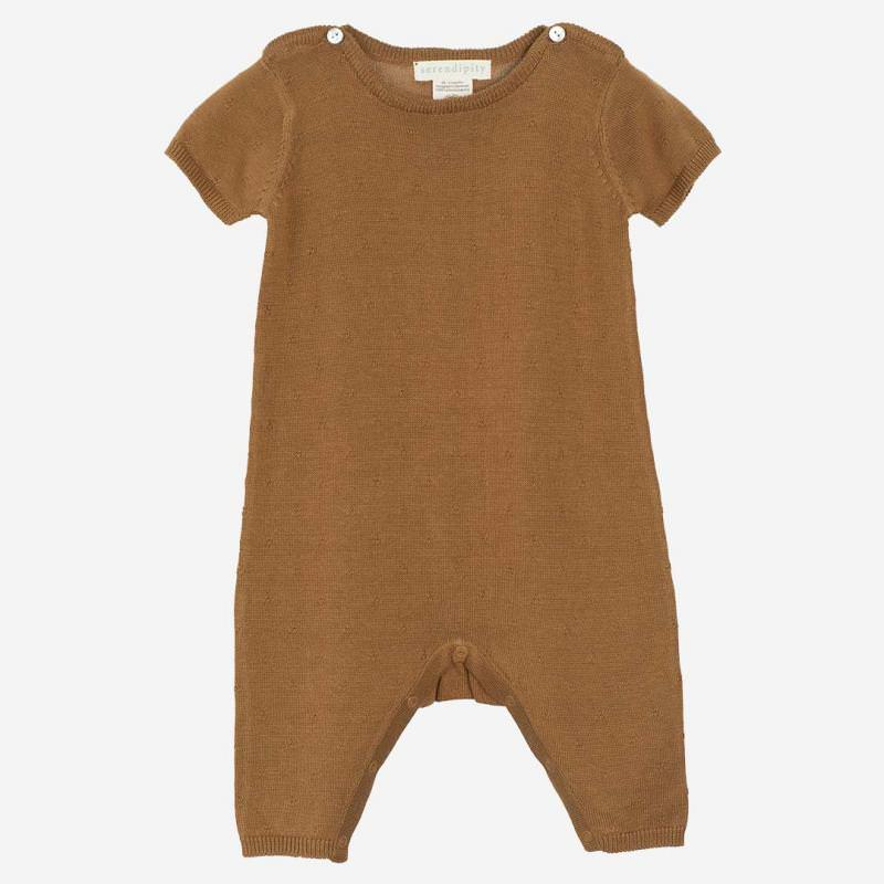 Baby Knit Suit cumin
