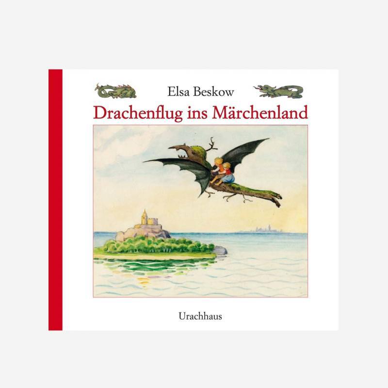 Buch Drachenflug ins Märchenland