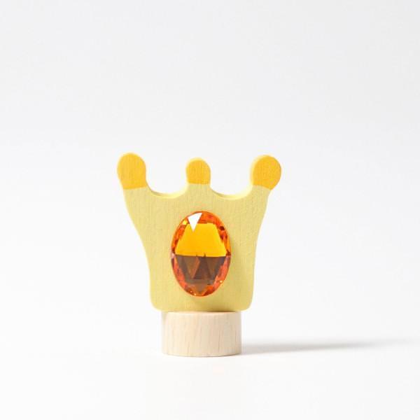 Figurenstecker Krone