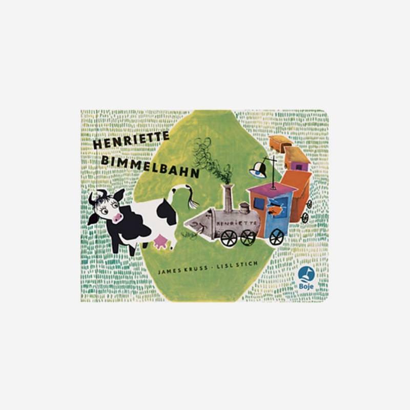 Pappbuch Henriette Bimmelbahn