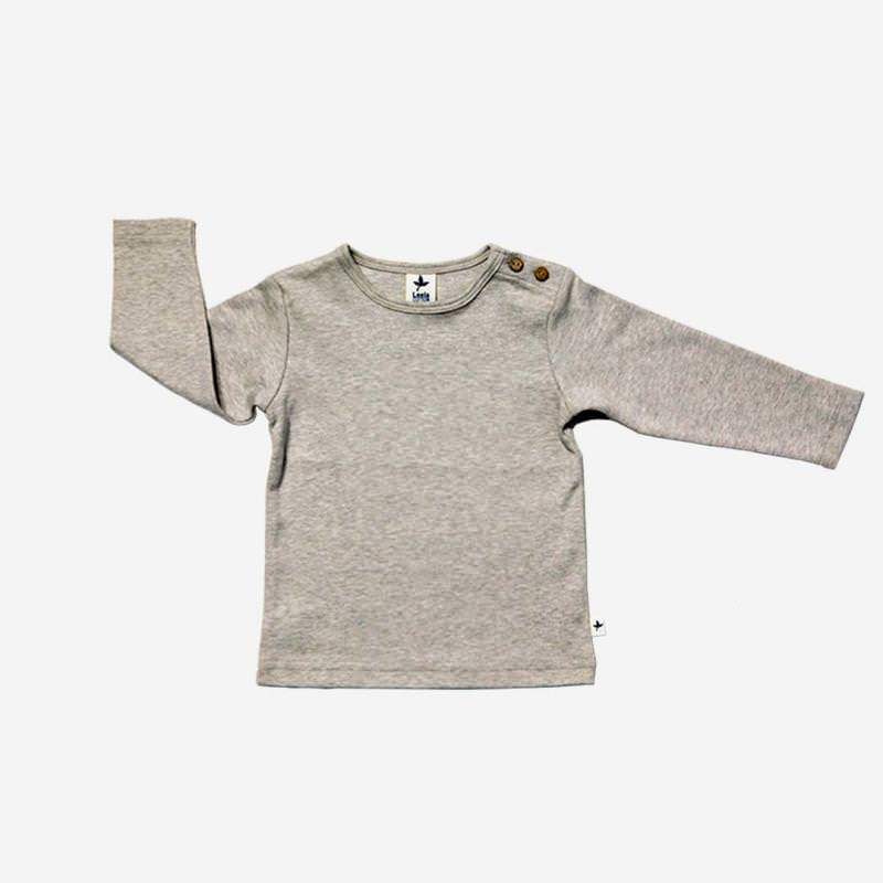 Shirt Baumwolle beige-melange