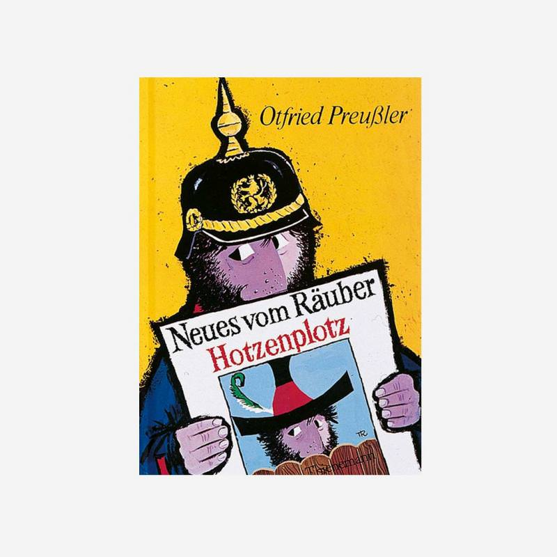 Buch Neues vom Räuber Hotzenplotz