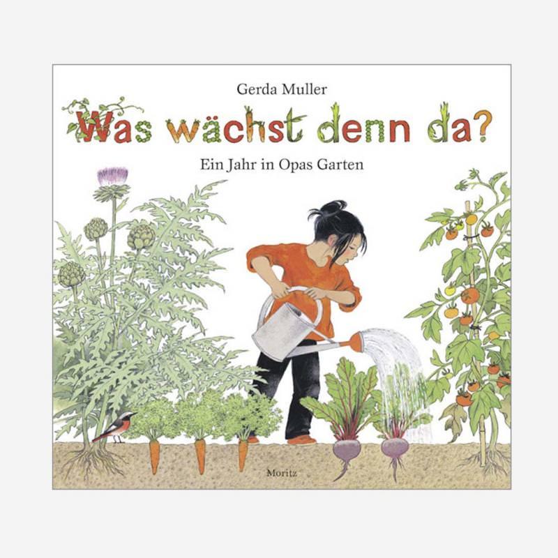 """Kinderbuch """"Was wächst denn da?"""" von Gerda Müller"""