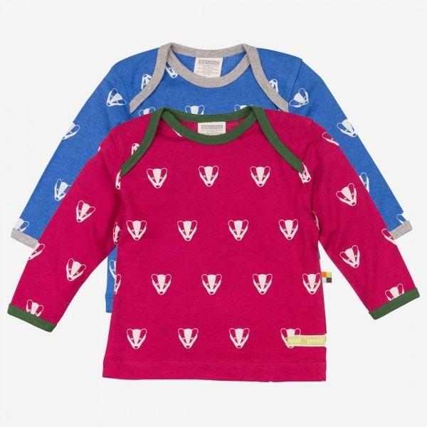 Shirt Dachs Baumwolle/Wolle