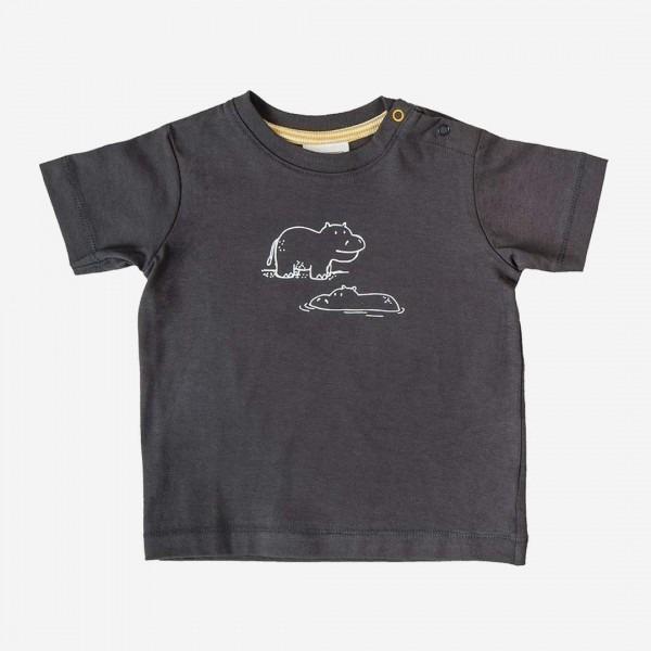 T-Shirt Nilpferd