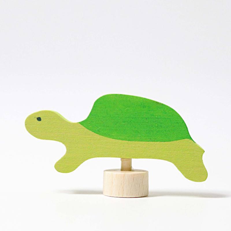 Figurenstecker Schildkröte von Grimms