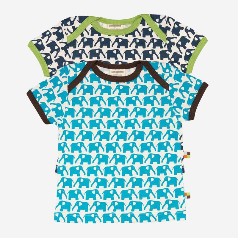 Shirt Elefant kurzarm