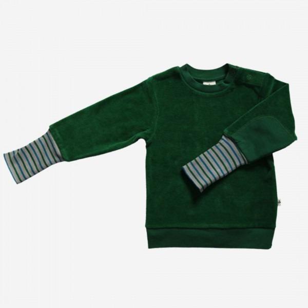 Nicky Pullover dunkelgrün