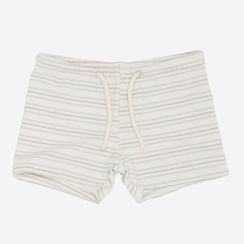 Unisex Badehose Vintage Stripes